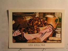 Recettes  (cuisine) - Les Rillons - Recettes (cuisine)