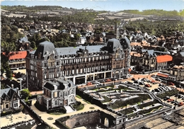 HOULGATE - Grand Hôtel - Vue Aérienne (CPSM Grand Format) - Houlgate