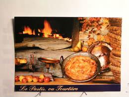 Recettes  (cuisine) - Le Pastis Ou Tourtière - Recettes (cuisine)