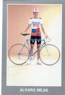 CYCLISME   Tour De France ALVARO MEJIA - Cyclisme