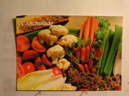 Recettes Du Midi (cuisine) - L'Anchoiade - Recettes (cuisine)