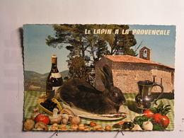 Recettes Du Midi (cuisine) - Le Lapin à La Provençale - Recettes (cuisine)