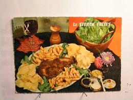 Recettes  (cuisine) - Le Steack Frites - Recettes (cuisine)