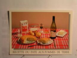 Recettes  (cuisine) - Le Pâté Aux Pommes De Terre - Recettes (cuisine)