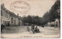 Breteuil-Le Bonnet Rouge - Breteuil