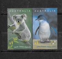Australie N°2218 à 2221** - Neufs