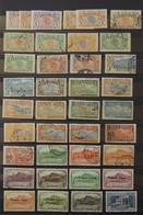 04 - 20 //  Lot De Timbres De La Réunion En Oblitéré Et * - MH - Quelques France Libre - Reunion Island (1852-1975)