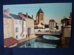Corbeil (91) L'Essonnes Vers L'Eglise - Corbeil Essonnes