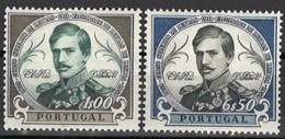 Portugal 1961. Mi.Nr. 903-04, *, MLH - Ungebraucht