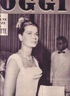(pagine-pages)GRACE KELLY  Oggi1960/33. - Autres