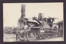 CPA Locomotive Chemin De Fer Train Non Circulé Type Fleury éditeur HMP 420 - Trains