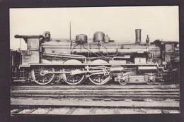 CPA Locomotive Chemin De Fer Train Non Circulé Type Fleury éditeur HMP 109 - Trains