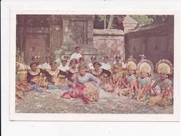 CP INDONESIE Dag. Kaiterin Antock Djanger Miwah Ketjak - Indonésie