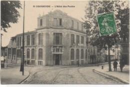 92 COURBEVOIE L'Hôtel Des Postes - Courbevoie
