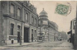 92  LEVALLOIS-PERRET  Café Carvallio , Distillerie Picon , Rue Gide - Levallois Perret