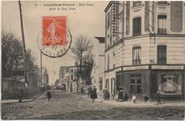 92  LEVALLOIS-PERRET  Rue Cavé Près La Rue Gide - Levallois Perret