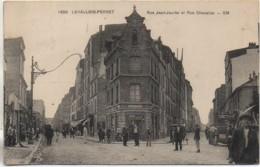92  LEVALLOIS-PERRET  Rue Jean Jaurès Et Rue Chevalier - Levallois Perret