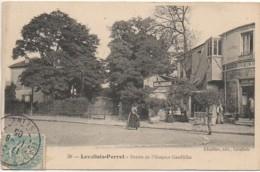92  LEVALLOIS-PERRET Entrée De L'Hospice Greffülhe - Levallois Perret