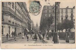 92  LEVALLOIS-PERRETLa Rue Voltaire - Levallois Perret