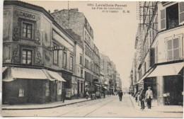 92  LEVALLOIS-PERRET La Rue De Courcelles Et Le Casino - Levallois Perret