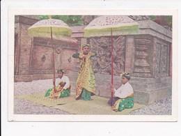 CP INDONESIE Ketjak Ring Sor Tedoengé - Indonésie