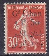 GRAND LIBAN   N°28** - Unused Stamps