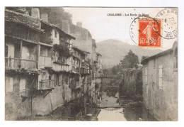 CHALABRE  LES BORDS DU BLEAU - France
