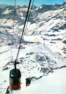 Breuil - Cervinia - La Funivia (viaggiata 1975) - Unclassified