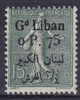 GRAND LIBAN   N°25** - Unused Stamps