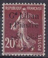 GRAND LIBAN   N°26** - Unused Stamps
