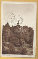 C.P.A. GORZE - La Vierge - Andere Gemeenten