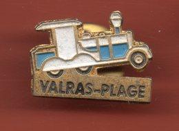 PIN VALRAS PLAGE - Pin's & Anstecknadeln
