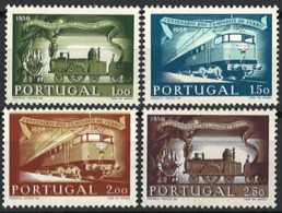 Portugal 1956. Mi.Nr. 850-53, *, MLH - 1910-... Republic