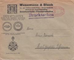 Deutsches Reich Werbung Brief 1925 - Covers