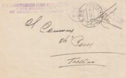 Italien Posta Militara Dokument 1941 - Used