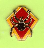 Pin's Araignée - 6H02 - Animaux