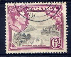 JAMAÏQUE  - 130° - RIVIERE PRIESTMAN - Jamaica (...-1961)