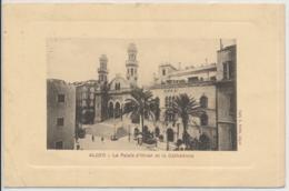 Alger - Lr Palais D'Hiver Et La Cathédrale - Algiers