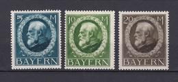 Bayern - 1916 - Michel Nr. 107/108 A II - Postfrisch - Bayern