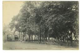 CPA 03 MOULINS SERIE P. PAQUET N°258 Le Cours Choisy - Moulins