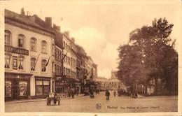 Namur - Rue Mathieu Et Square Léopold (animée Wielemans Oldtimer) (prix Fixe) - Namen