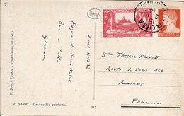 (St.Post.)*.Regno.V.E.III.1932.Espresso In Tariffa Su Cartolina (131-a17) - 1900-44 Victor Emmanuel III