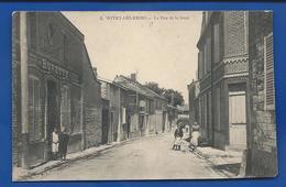 WITRY-LES-REIMS   La Rue De La Gare  Animées        Animées - France