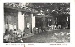 Hotel Restaurante Prats - Ribas De Freser (prix Fixe) Manque De Matière.... - Gerona
