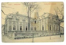 CPA 03 MOULINS SERIE P. PAQUET N°91 CERCLE BOURBONNAIS Tachee - Moulins