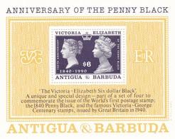 Antigua Hb 175 - Antigua E Barbuda (1981-...)