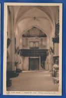 SACY    Eglise XII° Siècle   Tribune Et Escalier Du XV   écrite En 1947 - Other Municipalities