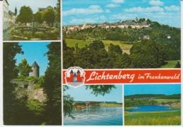 Lichtenberg Im Frankenwald Used - Unclassified