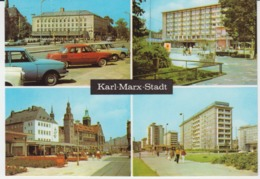 Chemnitz Karl Marx Stadt Unused - Unclassified