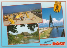 Cuxhaven Dose Unused - Unclassified